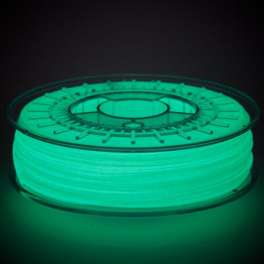 svítící filament 3d tisk ostrava